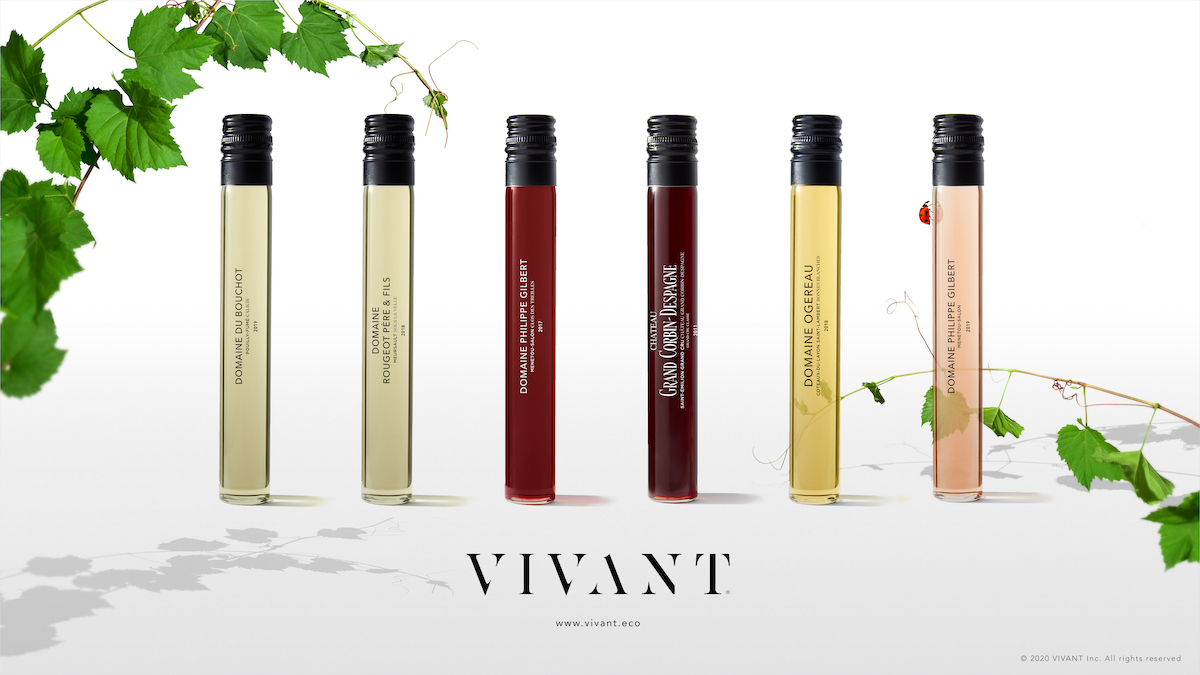 A new way to experience wine