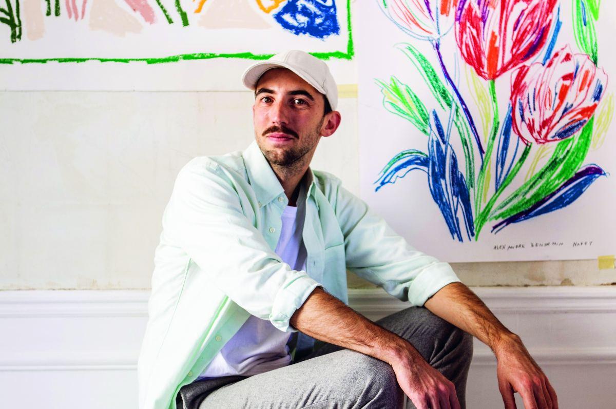 An interview with Paris-based artist Alexandre Benjamin Navet - THE EDGE SINGAPORE