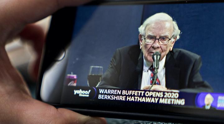 At 90, Warren Buffett is still value-hunting