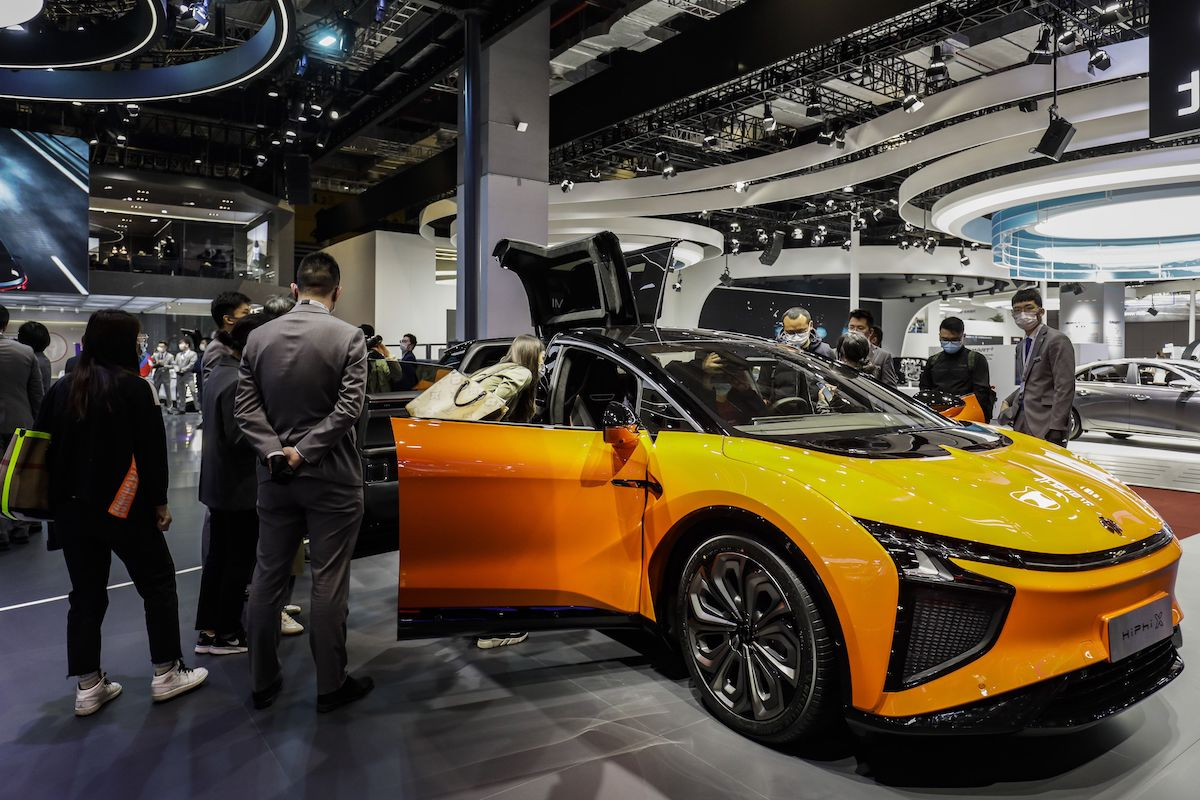 The future of EVs: Outlook for this year - THE EDGE SINGAPORE