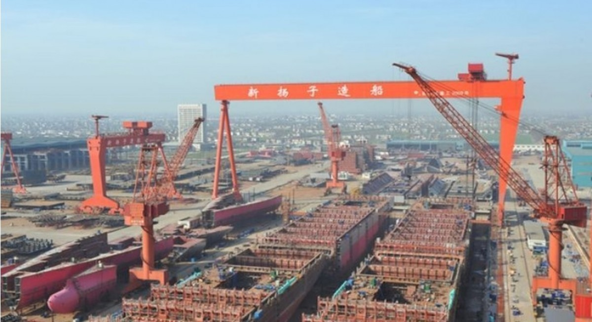 Yangzijiang secures US$1.3 bil worth of new orders for 29 vessels - THE EDGE SINGAPORE