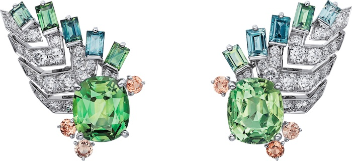 Cartier's High Jewellery collection is a lesson in nature