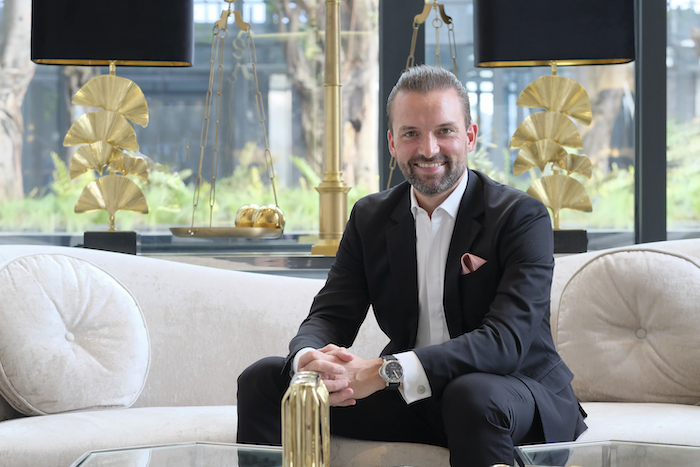 Meet the optimistic hotelier: An interview with The Langham, Jakarta's Gaylord Lamy