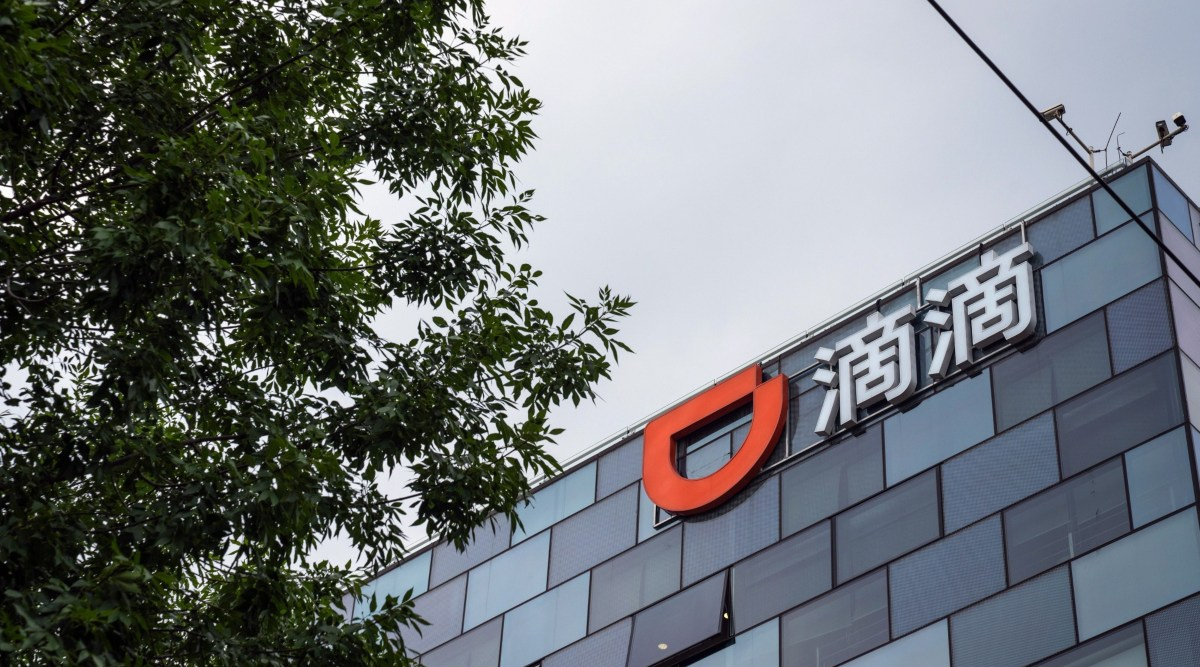 US-listed Chinese stocks resume decline while Didi Global jumps