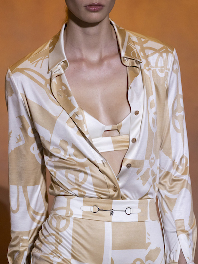 Highlights from Hermès' Spring/Summer 2022 RTW collection - THE EDGE SINGAPORE