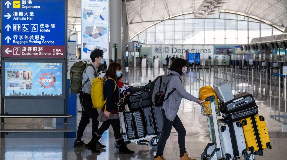 Singapore and Hong Kong call off travel bubble arrangement