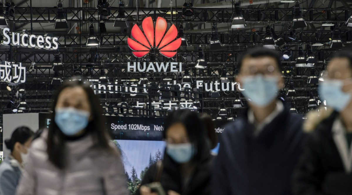 Biden administration imposes new 5G licence limits on some Huawei suppliers