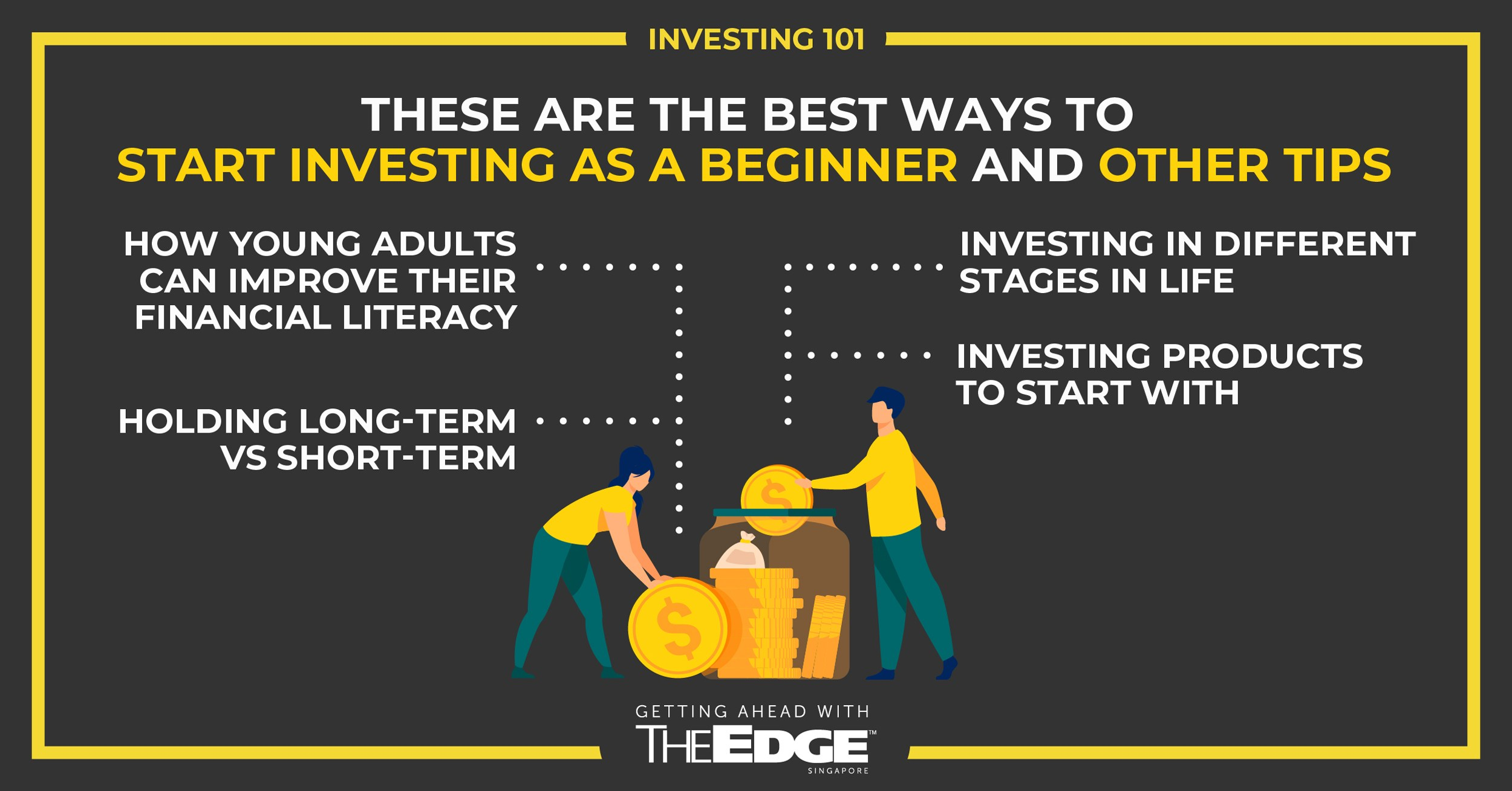 The best ways to start investing as a beginner, according to a financial consultant