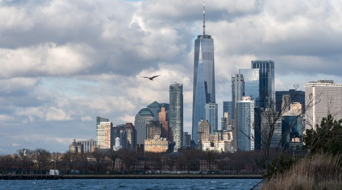 New York seen as world's top finance centre, surpassing London due to Brexit