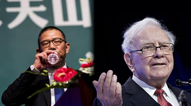 China's bottled water king is now richer than Warren Buffett - THE EDGE SINGAPORE