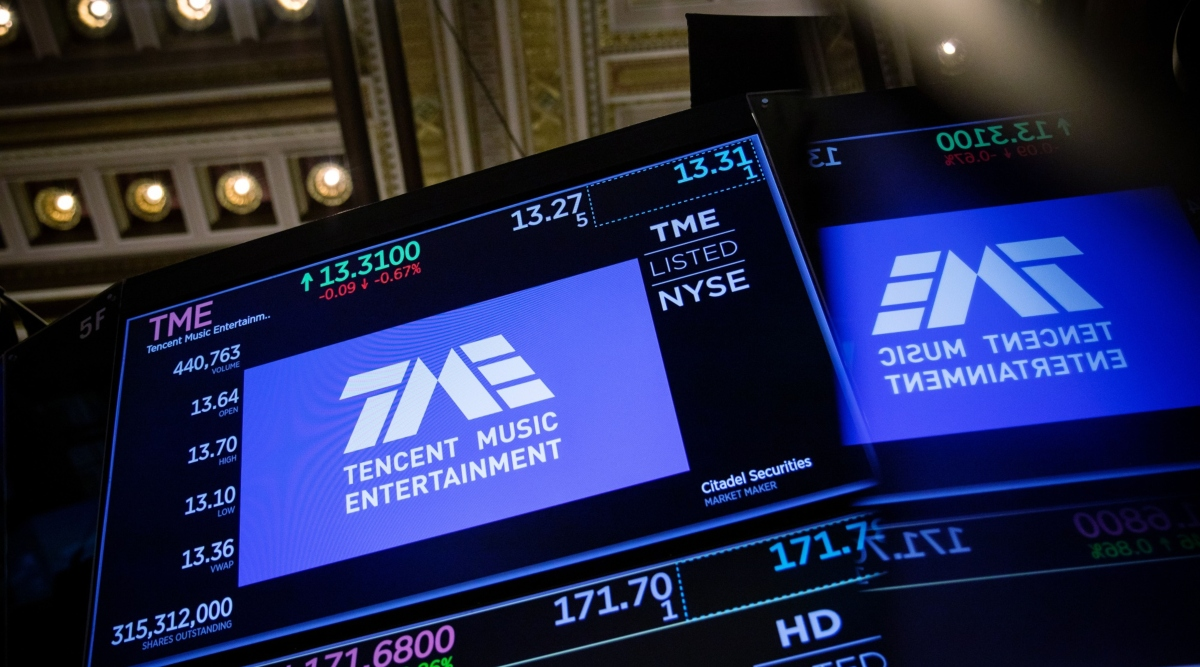 Tencent Music plans US$1 bil share buyback after Archegos selloff