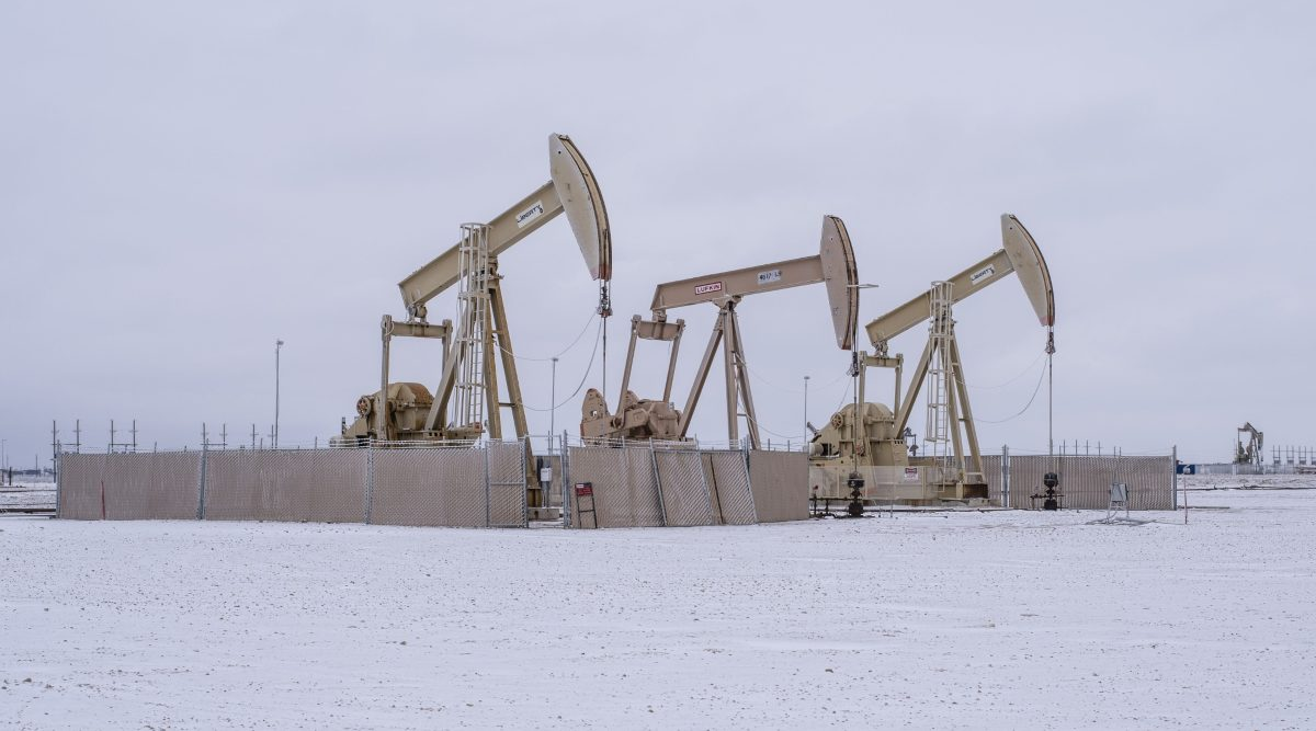 Brent oil passes US$65 with US crisis now a global supply shock