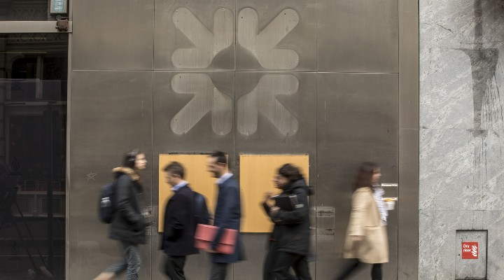 Royal Bank of Scotland now known as Natwest after three centuries