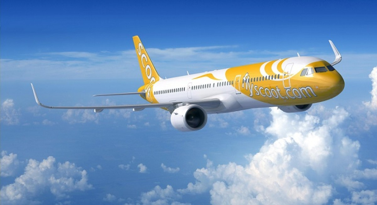 Scoot becomes first low cost carrier to get highest status in Covid-19 health safety audit