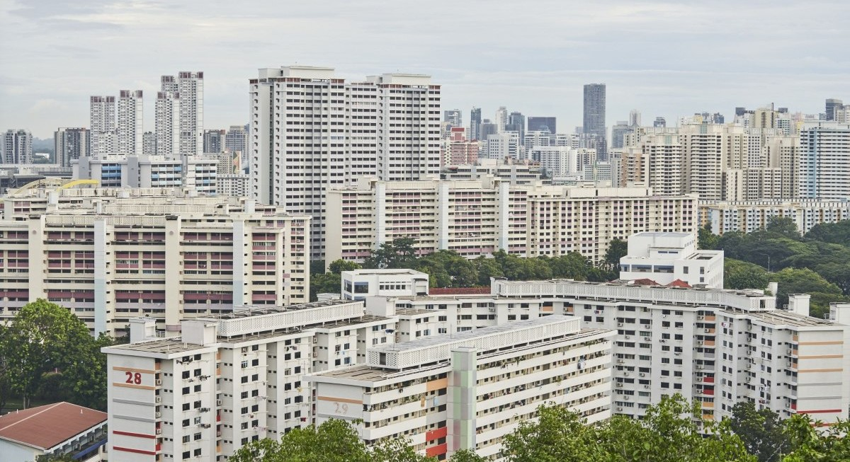 Singapore property market continues to heat up as private home prices beat expectations in 1Q21