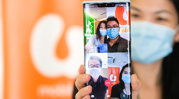 StarHub and U Mobile successfully complete 5G standalone multi-party cross-border video call - THE EDGE SINGAPORE