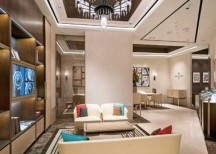 The Patek Philippe boutique reopened earlier this month at The Shoppes at Marina Bay Sands after a 2½-month refurbishment