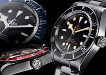 Tudor, Black Bay diving watch