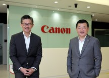Canon pushes toward paper-less society with DMS - THE EDGE SINGAPORE