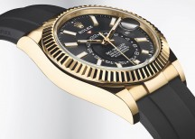 The sky's the limit for the new Rolex Oyster Perpetual Sky-Dweller - THE EDGE SINGAPORE