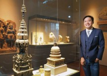 Kennie Ting, Asian Civilisations Museum