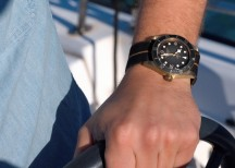 Deep diving into a selection of diver's watches from the TUDOR collection that celebrates its long standing naval history and heritage - THE EDGE SINGAPORE