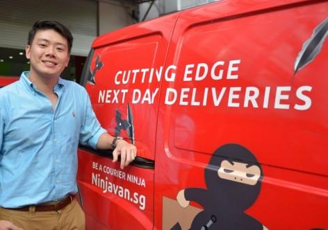 Ninja Van raises  US$578 million from investors including Alibaba - THE EDGE SINGAPORE