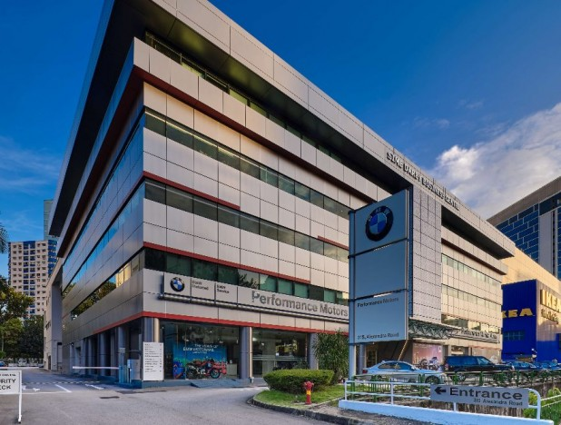 AIMS APAC REIT to acquire Sime Darby Business Centre for $102 mil - THE EDGE SINGAPORE