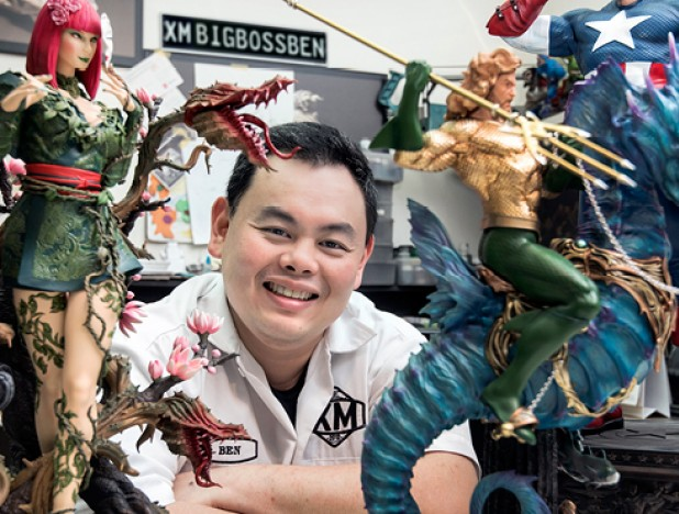 Singapore's own 'Toy Story' rakes in big bucks with small figures - THE EDGE SINGAPORE