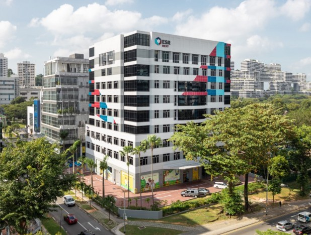 ESR-REIT eyes acquisitions overseas, AEIs at home - THE EDGE SINGAPORE