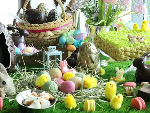 Easter brunches - THE EDGE SINGAPORE