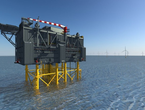 Sembcorp Marine partners with GE Renewable Energy for GBP600 mil wind farm contract - THE EDGE SINGAPORE