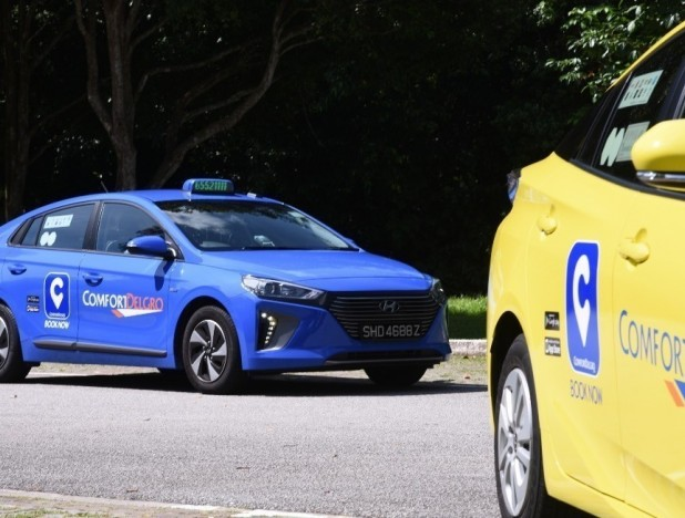 ComfortDelGro and Engie to jointly bid for tenders in EV charging field - THE EDGE SINGAPORE