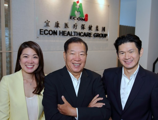 Econ Healthcare launches IPO with 50 mil offering shares at 28 cents apiece - THE EDGE SINGAPORE