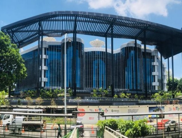 Sabana REIT's NTP+ mall to open in 2Q2021 - THE EDGE SINGAPORE