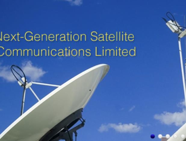 Next-Generation Satellite Communications logo