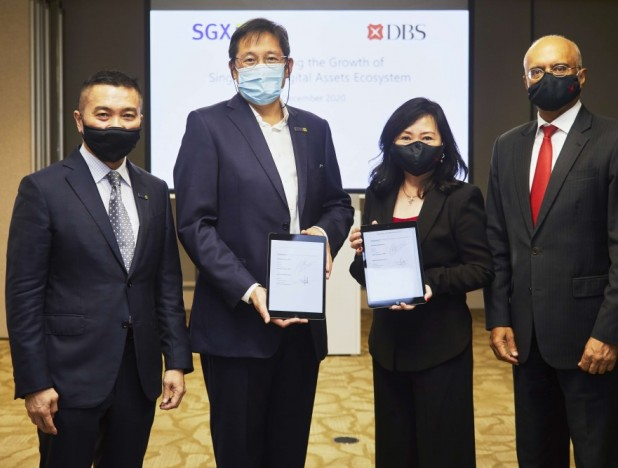 """DBS launches """"world's first"""" full-service digital exchange backed by a formal bank - THE EDGE SINGAPORE"""