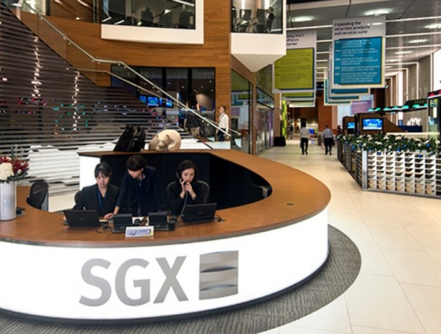 SGX Briefs - THE EDGE SINGAPORE