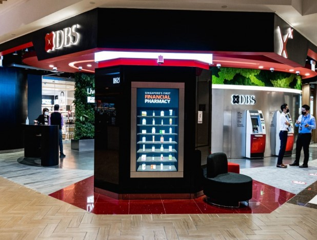 """Add a touch of wellness to your finances with DBS's new-look """"pharmacy bank""""  - THE EDGE SINGAPORE"""