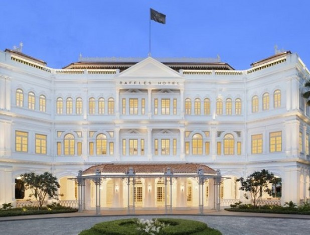 Singapore's historic Raffles Hotel reopens after two-year restoration