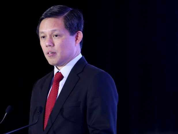 Trade Minister Chan Chun Sing warns of economic risks from divided US - THE EDGE SINGAPORE