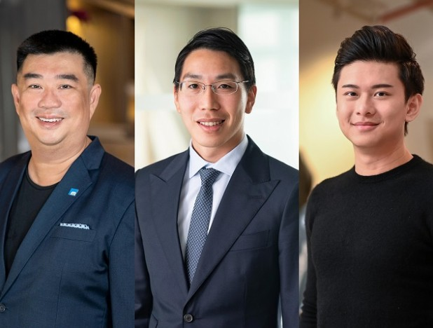Three 'unstoppable' entrepreneurs named - THE EDGE SINGAPORE
