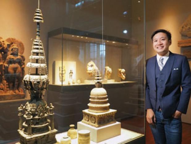 Kennie Ting, Asian Civilisations Museum