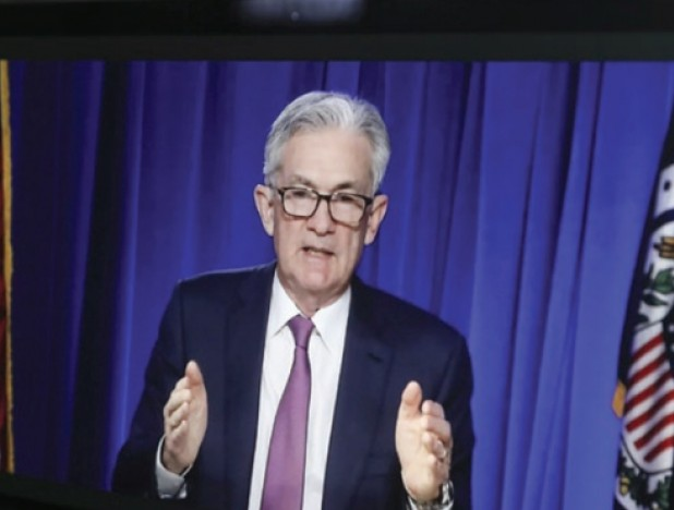 Fed's Powell more worried by cool economy than hot markets - THE EDGE SINGAPORE