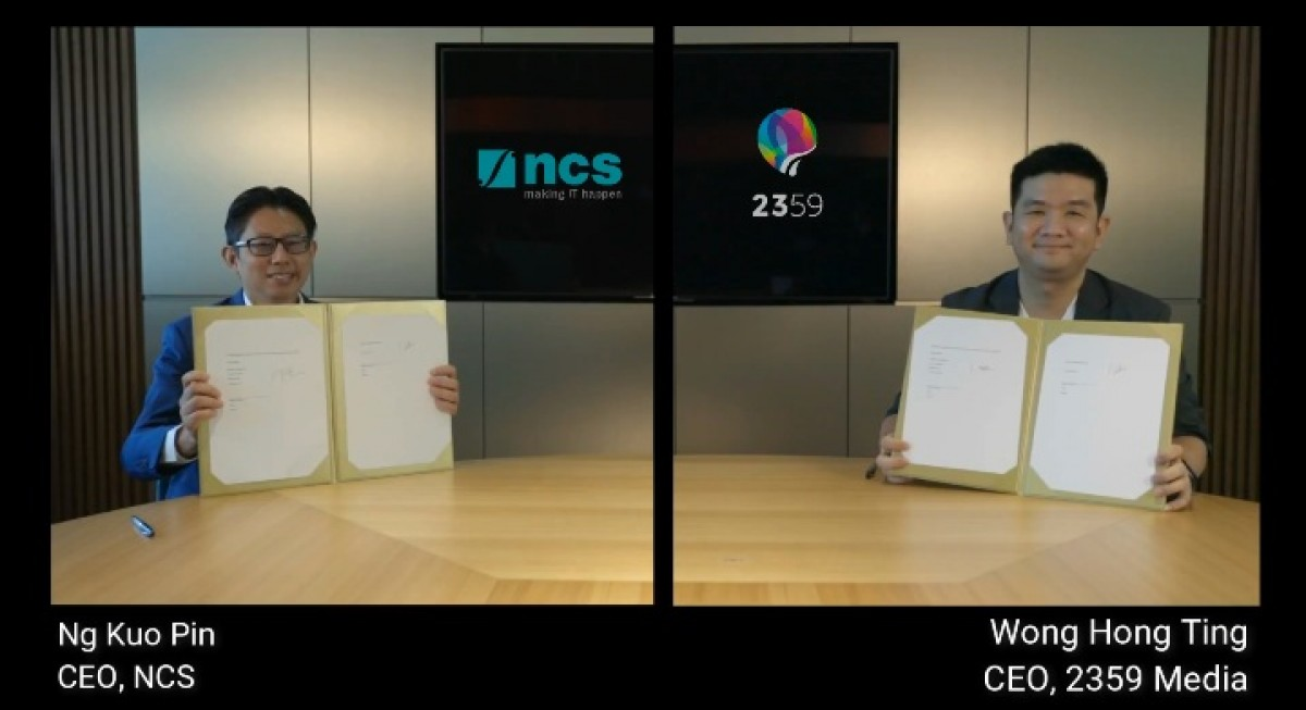 Singtel subsidiary NCS acquires 2359 Media to deepen its NEXT Digital service offerings in Asia Pacific - THE EDGE SINGAPORE