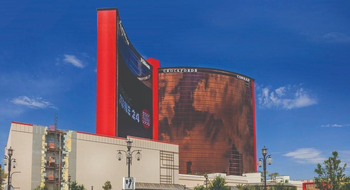 Genting's big bet on Vegas  - THE EDGE SINGAPORE