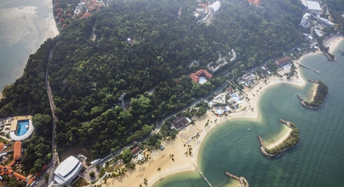 Singapore has a better Bali on its doorstep, developer says