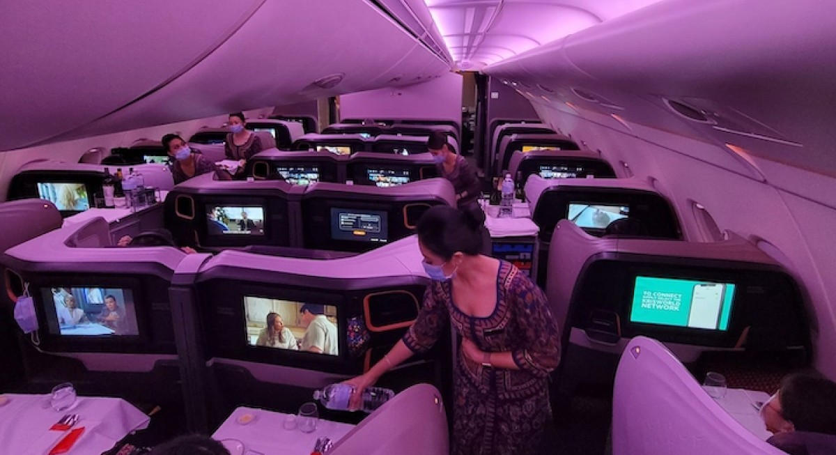 Restaurant A380: It's not about the food - THE EDGE SINGAPORE
