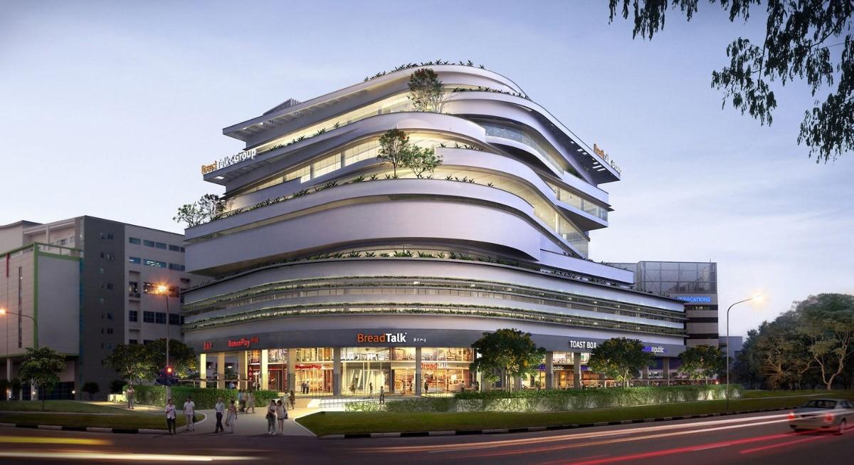 Lian Beng-led consortium buys BreadTalk HQ for $118 mil - THE EDGE SINGAPORE