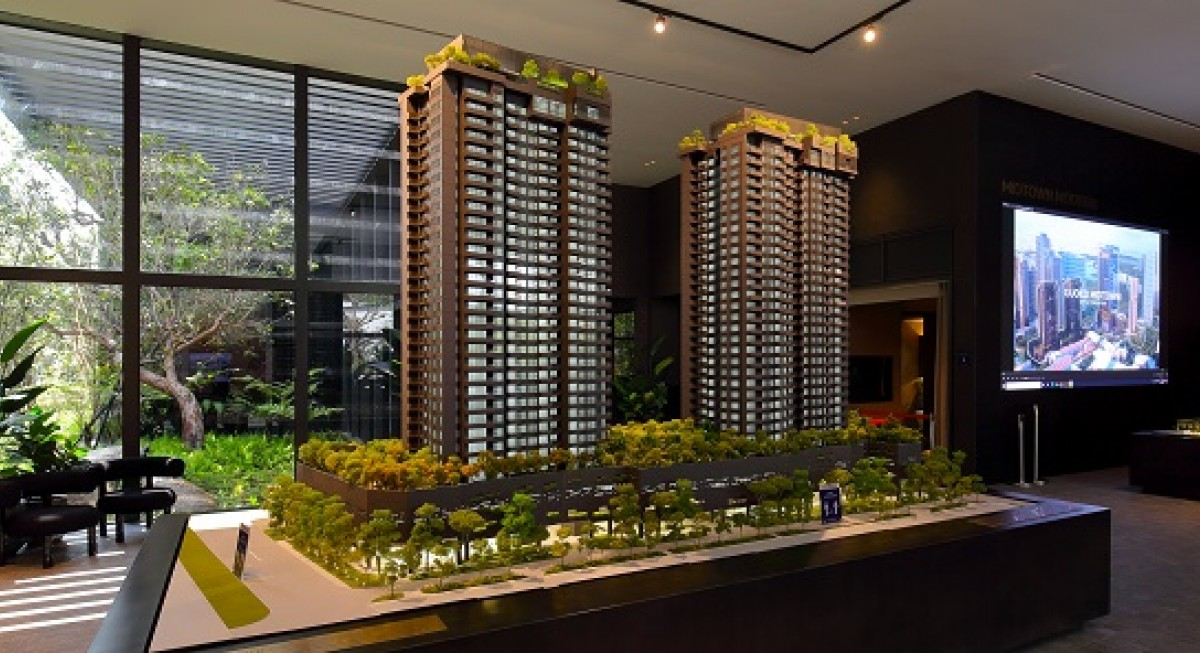 GuocoLand's Midtown Modern has a strong start: DBS - THE EDGE SINGAPORE